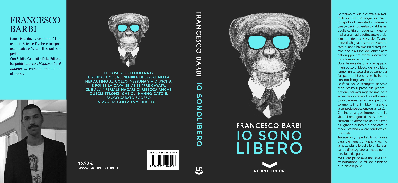 """Cover completa dell'anteprima Sal18 di """"Io sono libero"""""""